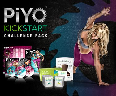 PiYo Kick Start Challenge Pack