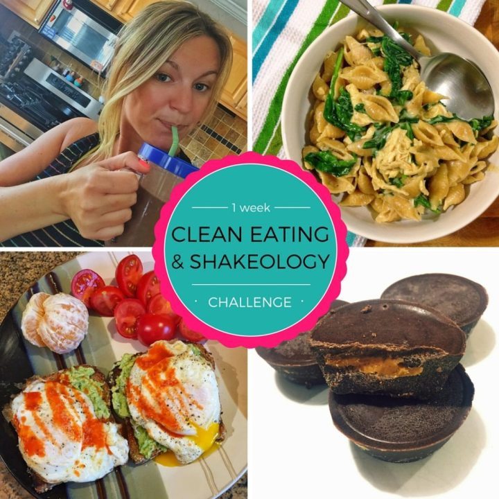 1 Week Clean Eating and Shakeology Challenge